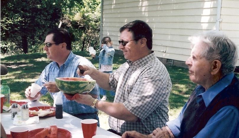 Family picnic PM